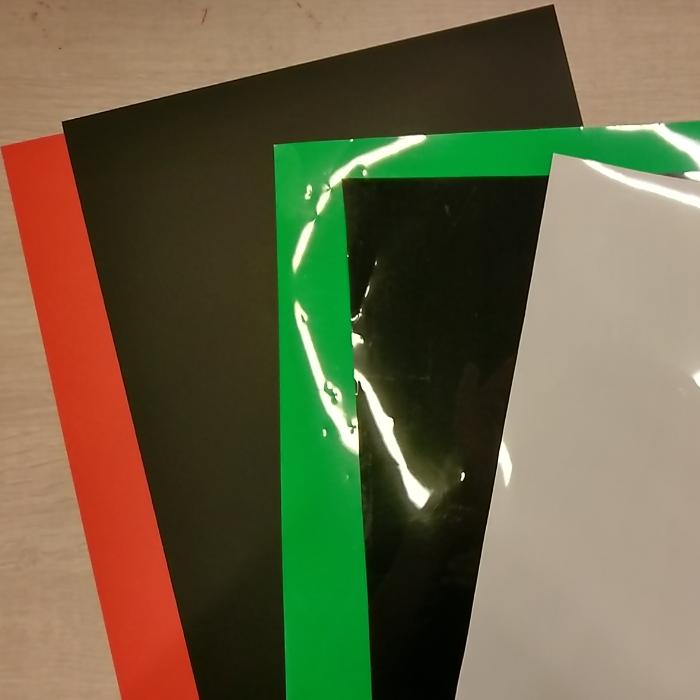 Heat Transfer Vinyl Materials Films